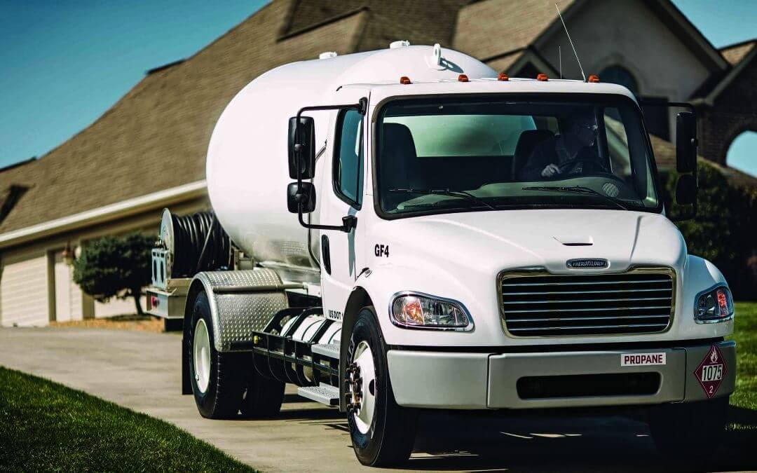PROPANE Auto Delivery